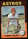 1975 Topps #119   Tommy Helms Front Thumbnail