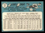 1965 Topps #231   Jerry Adair Back Thumbnail