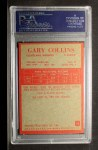 1965 Philadelphia #32  Gary Collins    Back Thumbnail