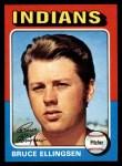 1975 Topps #288   Bruce Ellingsen Front Thumbnail