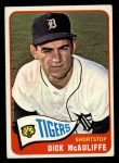 1965 Topps #53  Dick McAuliffe  Front Thumbnail