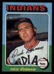 1975 Topps #354  Dick Bosman  Front Thumbnail