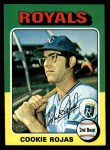1975 Topps #169   Cookie Rojas Front Thumbnail