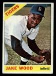 1966 Topps #509   Jake Wood Front Thumbnail
