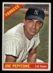 1966 Topps #79  Joe Pepitone  Front Thumbnail