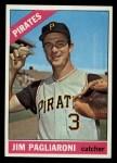 1966 Topps #33  Jim Pagliaroni  Front Thumbnail