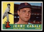 1960 Topps #38   Jerry Casale Front Thumbnail