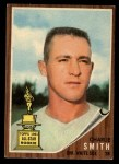 1962 Topps #283  Charlie Smith  Front Thumbnail
