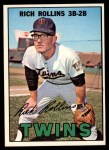 1967 Topps #98 COR  Rich Rollins Front Thumbnail