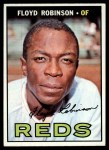 1967 Topps #120  Floyd Robinson  Front Thumbnail