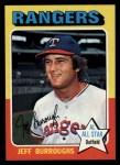 1975 Topps #470  Jeff Burroughs  Front Thumbnail