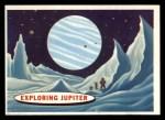 1957 Topps Target Moon Popsicle #80  Exploring Jupiter   Front Thumbnail