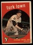 1959 Topps #277   Turk Lown Front Thumbnail
