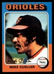 1975 Topps #410   Mike Cuellar Front Thumbnail