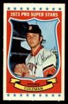 1973 Kelloggs 2D #48   Joe Coleman Front Thumbnail