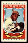 1973 Kelloggs 2D #25  Willie Stargell  Front Thumbnail