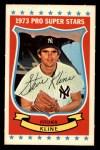 1973 Kelloggs 2D #50  Steve Kline  Front Thumbnail