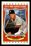 1973 Kelloggs 2D #3  Mickey Lolich  Front Thumbnail