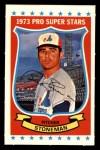 1973 Kelloggs 2D #23  Bill Stoneman  Front Thumbnail