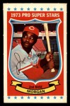 1973 Kelloggs 2D #34   Joe Morgan Front Thumbnail