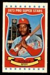 1973 Kelloggs 2D #45  Carlos May  Front Thumbnail