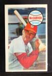1970 Kelloggs #34  Tim McCarver   Front Thumbnail