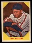 1960 Fleer #31   Tony Lazzeri Front Thumbnail
