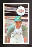 1970 Kelloggs #32   Reggie Jackson  Front Thumbnail