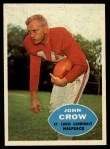 1960 Topps #105  John Crow  Front Thumbnail