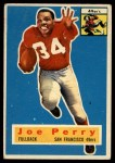 1956 Topps #110   Joe Perry Front Thumbnail
