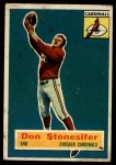 1956 Topps #70   Don Stonesifer Front Thumbnail