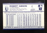 1972 Kelloggs #26 ERR  Bob Gibson Back Thumbnail