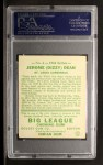 1934 Goudey #6   Dizzy Dean Back Thumbnail
