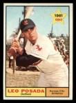 1961 Topps #39   Leo Posada Front Thumbnail