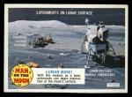 1969 Topps Man on the Moon #47 B Lunar Base  Front Thumbnail