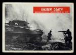 1965 Philadelphia War Bulletin #29  Unseen Death  Front Thumbnail