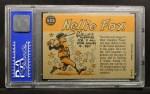 1960 Topps #555  All-Star  -  Nellie Fox Back Thumbnail