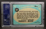 1957 Topps Target Moon #84   Spectacular Saturn  Back Thumbnail