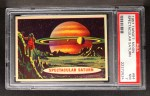 1957 Topps Target Moon #84   Spectacular Saturn  Front Thumbnail