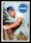 1969 Topps #77 COR  Ron Perranoski Front Thumbnail