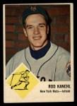 1963 Fleer #49  Rod Kanehl  Front Thumbnail