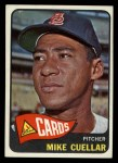 1965 Topps #337   Mike Cuellar Front Thumbnail