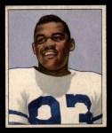 1950 Bowman #14  George Taliaferro  Front Thumbnail
