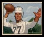 1950 Bowman #54   Bob Gage Front Thumbnail