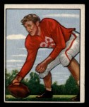 1950 Bowman #72  Bill Johnson  Front Thumbnail