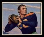 1950 Bowman #81  Tobin Rote  Front Thumbnail