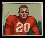 1950 Bowman #92  Garrard Ramsey  Front Thumbnail