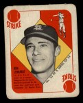 1951 Topps Blue Back #33  Don Lenhardt      Front Thumbnail