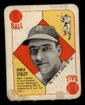 1951 Topps Blue Back #7  Gerry Staley  Front Thumbnail