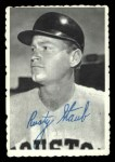 1969 Topps Deckle Edge #22 A  Rusty Staub     Front Thumbnail